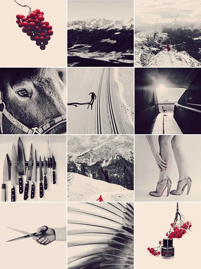 Ekaterina Mishchenkova's Instagram Page