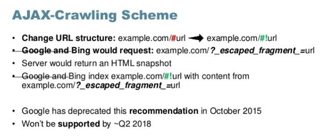 change url structure