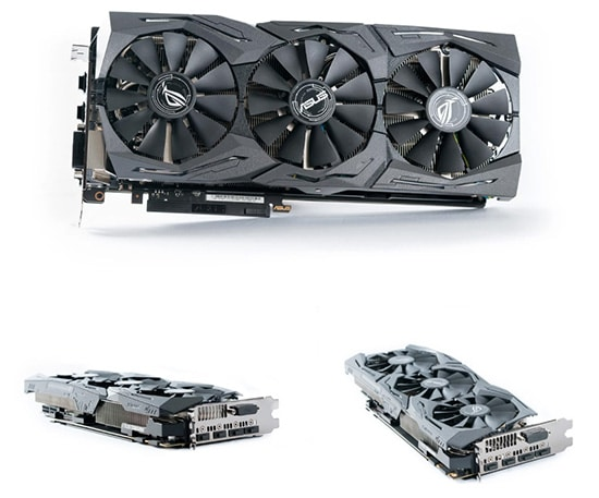 GeForce pc graphics card