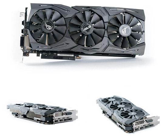 GeForce pc graphics card